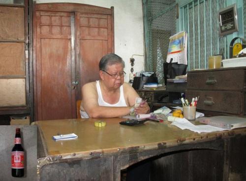 Kecap Cina Benteng Pasar Lama Tangerang