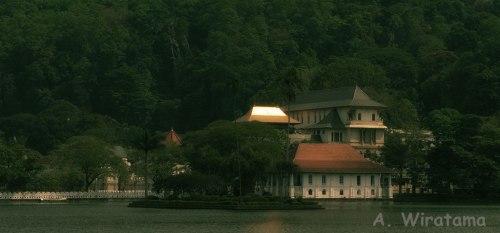 Danau Kandy srilanka