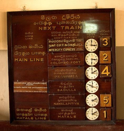 Kandy kereta api