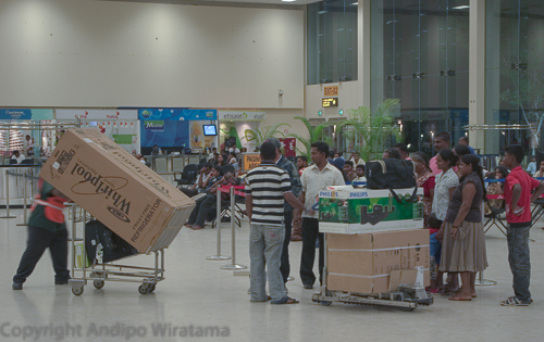 colombo airport duty free