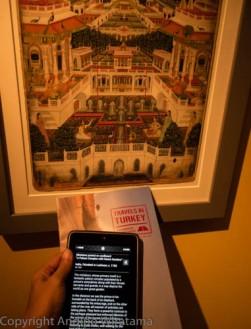 koleksi seni islam museum david copenhagen