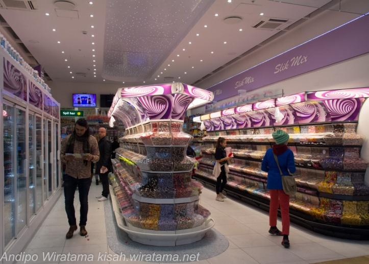 Copenhagen candy store